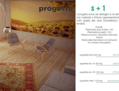 Progetto s+1
